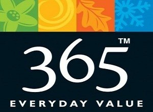 365 every day value logo